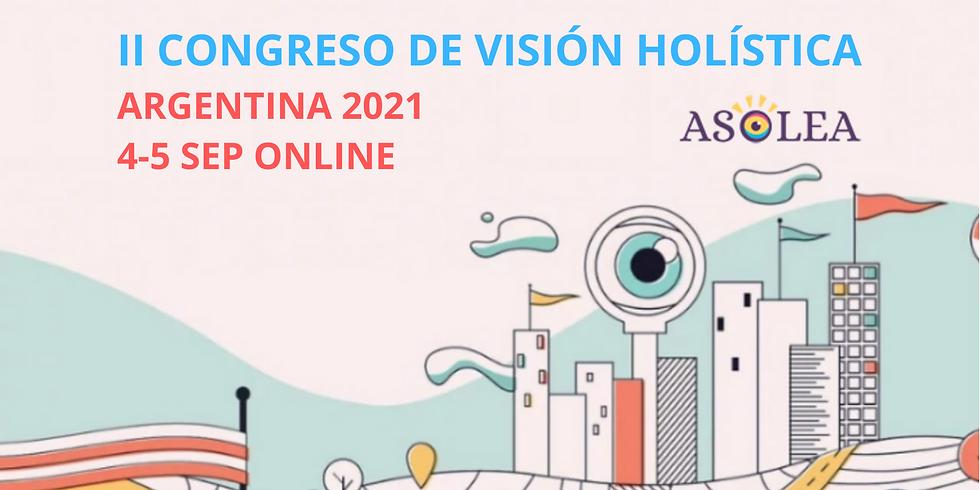 II CONGRESO DE VISION HOLISTICA