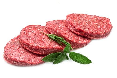 1/4 Pounder Beef Burger