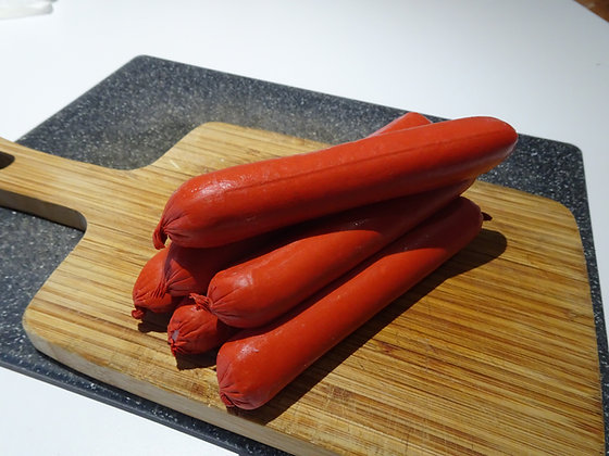 Saveloy (Packet of 6)