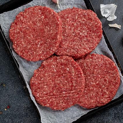 1/2 Pounder Beef Burger