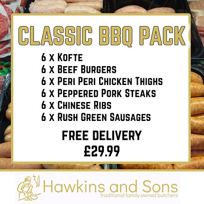 Classic BBQ Pack