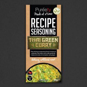 Thai Green Curry Recipe Kit