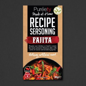 Fajita Recipe Kit