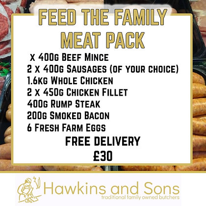 Feed the Family Pack