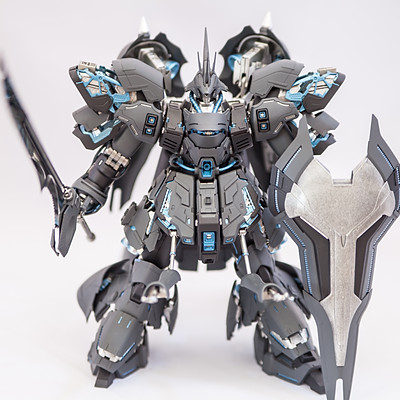 "MG 1/100 MSN-04 Sazabi Ver. Ka ""BASTION"""