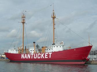 Restored Nantucket Lightship LV-112 Open for Tours