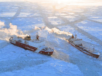 Port Notes - Shrinking Ice, Expanding Routes