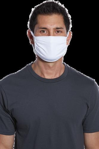 Cotton Knit Face Mask -Blank