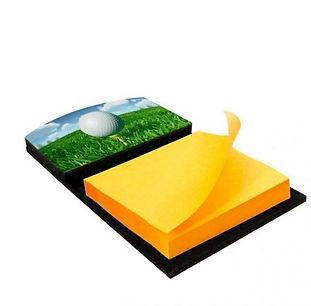 personalized sticky note holder