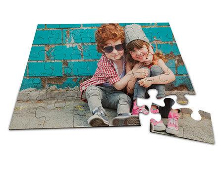 Rectangle Shaped Puzzle - 30 pieces