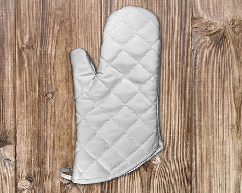 Upload Your Own Oven Mitt