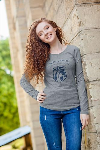 Bay Lions Adult L/S T-Shirt