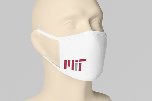 MIT Face Mask -White