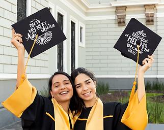 College Grad Caps