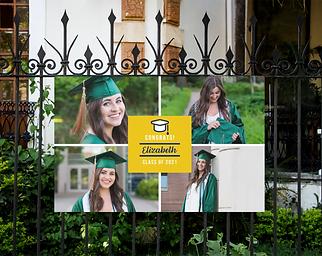 College Grad Collage Banner