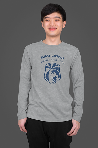 Bay Lions Youth L/S T-Shirt