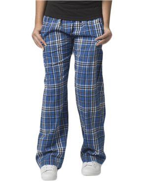 Youth Flannel Pants w/Pockets - Unisex