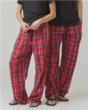 Flannel Pants w/Pockets - Unisex