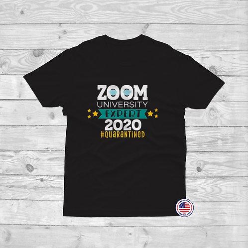 Zoom University Expert - Unisex Tee