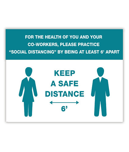 Covid-19 - Keep Distance