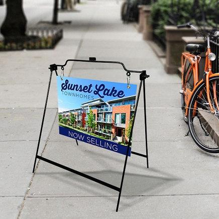 A Frame Sidewalk Sign