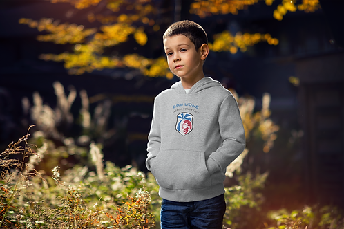 Bay Lions Youth Hoodie