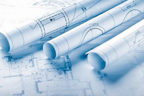 Blueprints/CAD/Architectural Plans - 30x42