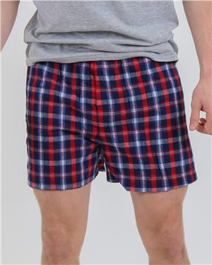Mens Flannel Shorts