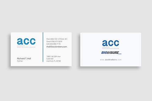 ACC Business Cards