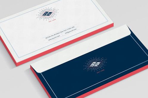 "#10 - 4.125""x9.5"" Offset Envelopes"