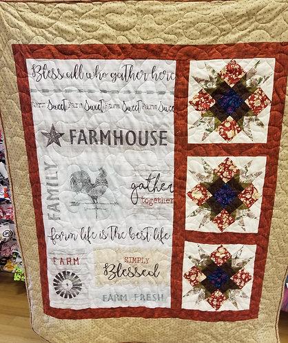 Farmhouse / Red