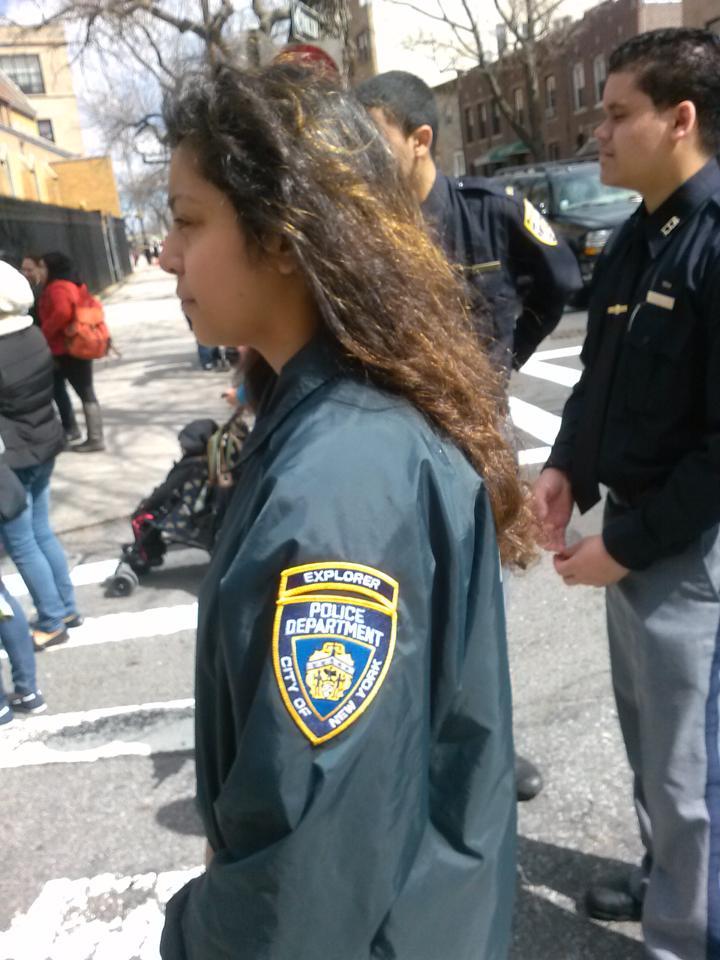 growingexperiences   NYPD Explorers