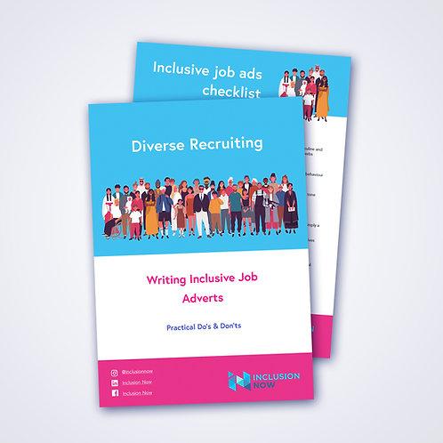 How To Write Inclusive Job Ads