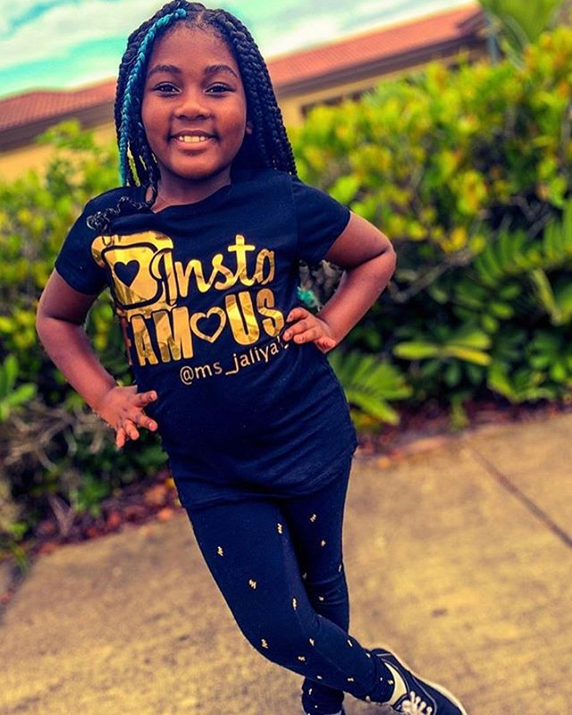Our #minimeshdoll _ms_jaliyah_ is INSTA