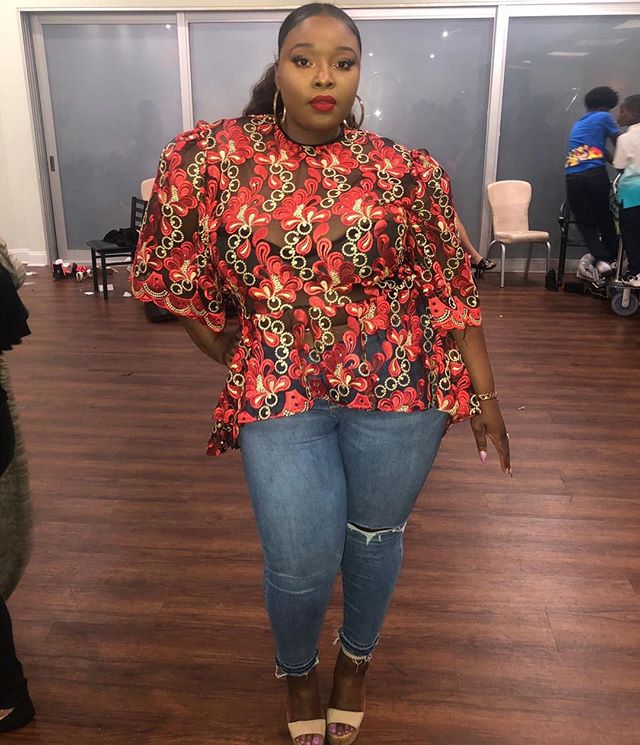 Fashion show ready!! ♥️ #Meshdoll _her_t