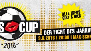 KISS CUP 2016 – DER FIGHT DES JAHRHUNDERTS mit Leonard Freier