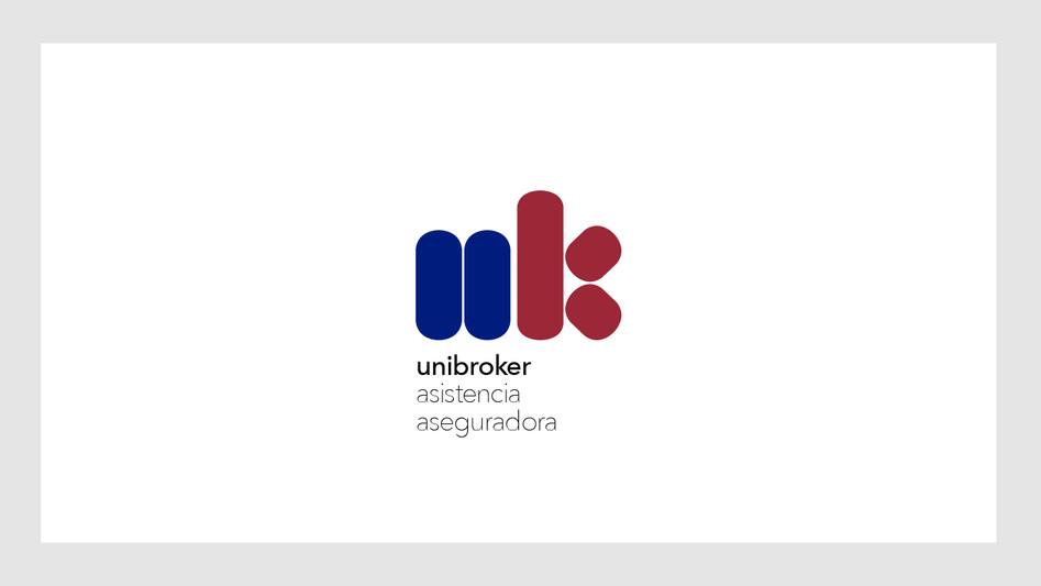 Logo Unibroker Asistencia Aseguradora