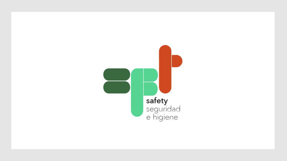 Logo Safety Seguridad e Higiene