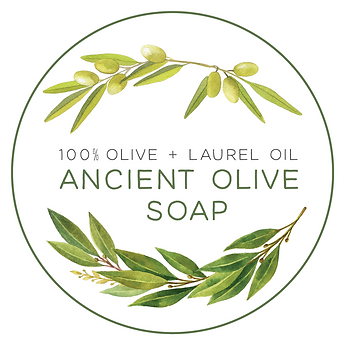Ancient Olive Soap Logo