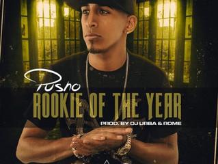 "Pusho lanza sus éxitos via iTunes en ""The Rookie of the Year"""