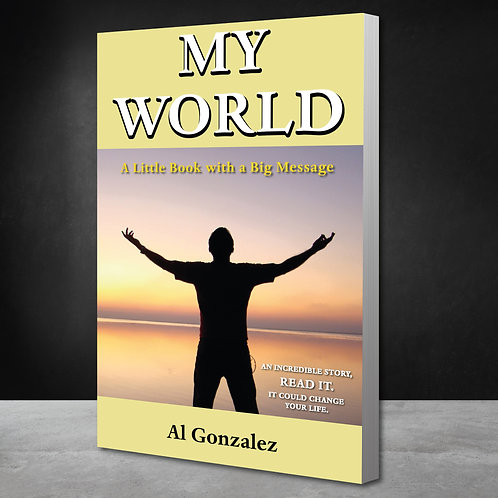 My World: A Little Book with a Big Message