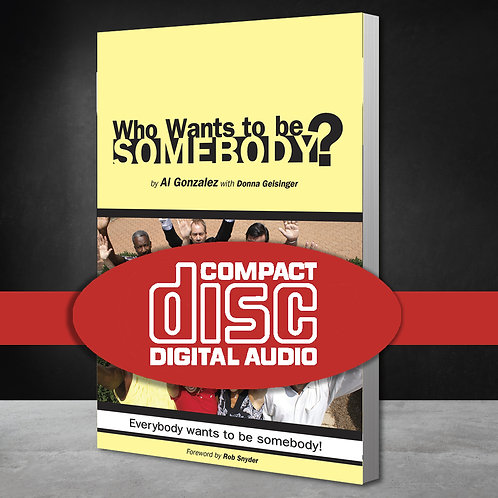 Who Wants To Be Somebody?: CD