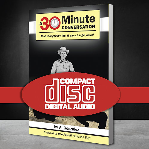 A 30 Minute Conversation: CD
