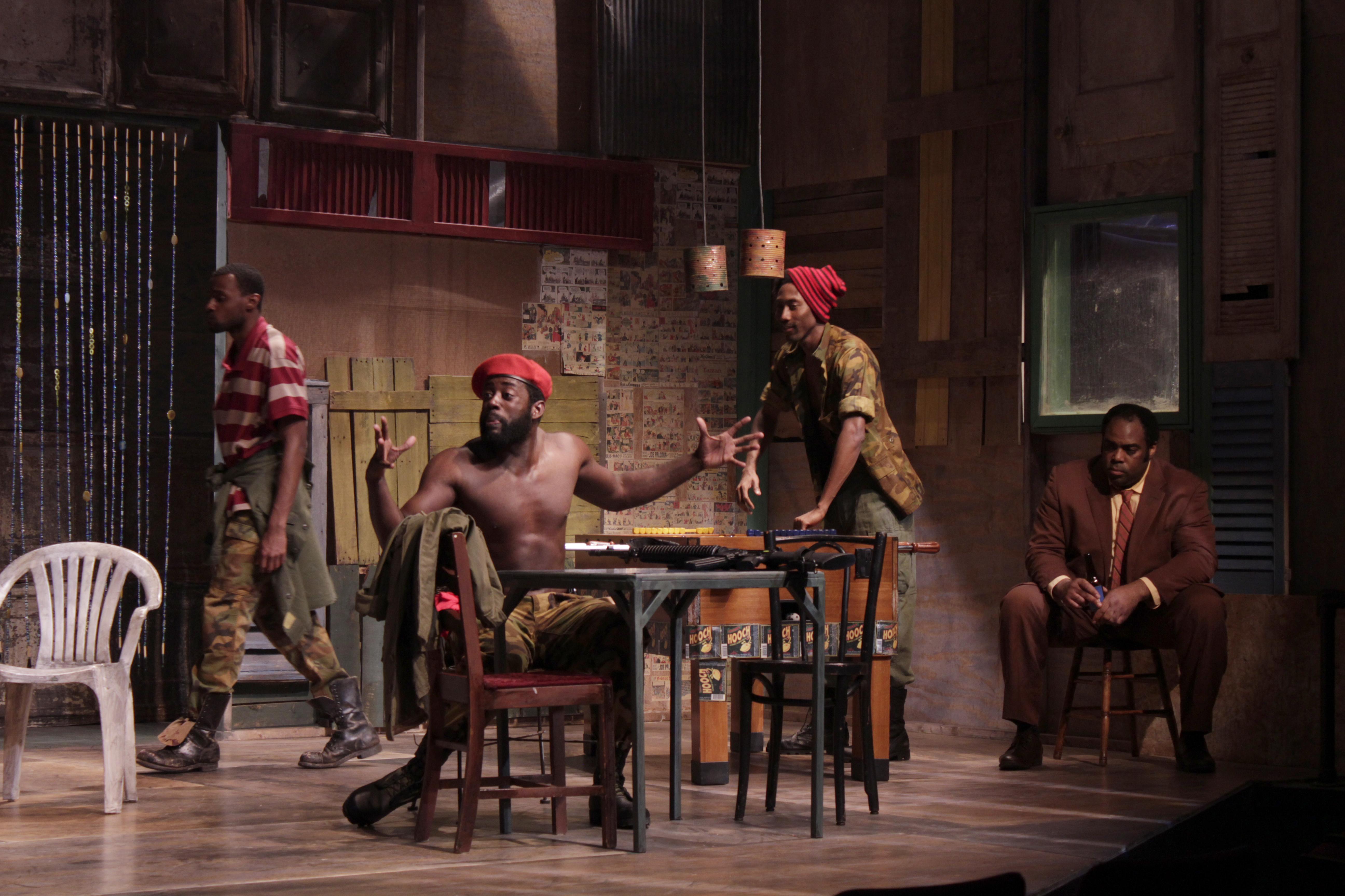 Ruined - Everyman Theatre
