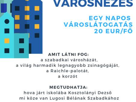 Szabadkai városnézés - Szerbiamagyarul.com