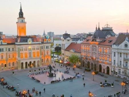 Újvidéki városnézés - Szerbia Magyarul