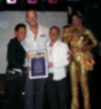 2011 Winner Best New LGBT Business WAVE