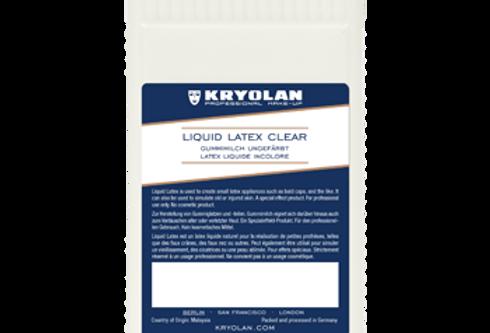 KRYOLAN Liquid Latex Clear 250ml