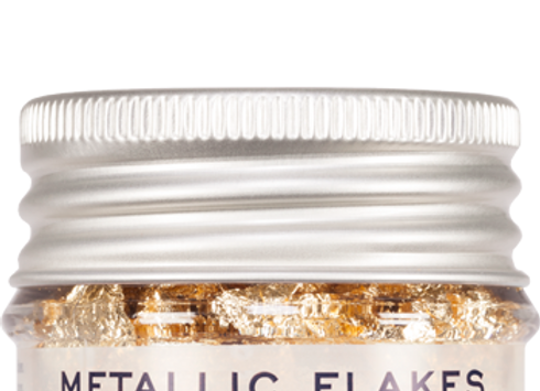 KRYOLAN Metallic Flakes 1g
