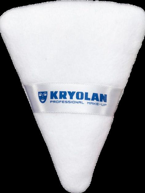 KRYOLAN Triangle Puff